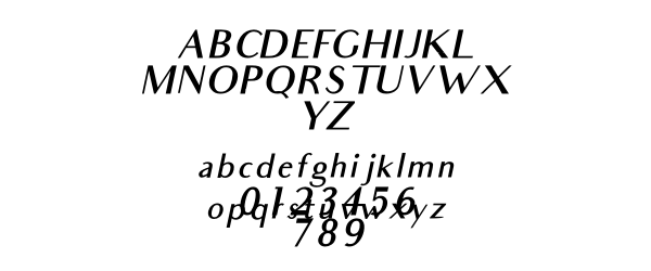 Audrey Med Italic Preview